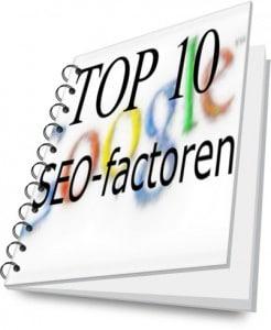 top-10 seo factoren