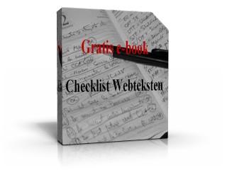 Cover E-book Checklist Webteksten