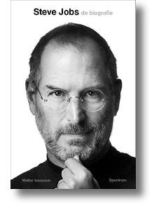 boek Steve Jobs