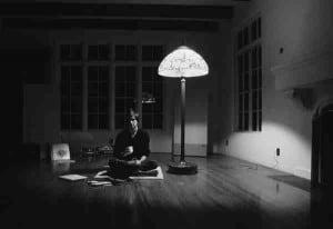 afbeelding meditatie Steve Jobs uit zijn biografie